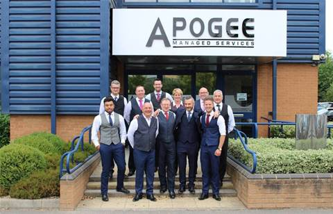 HP acquires UK-based managed services provider Apogee