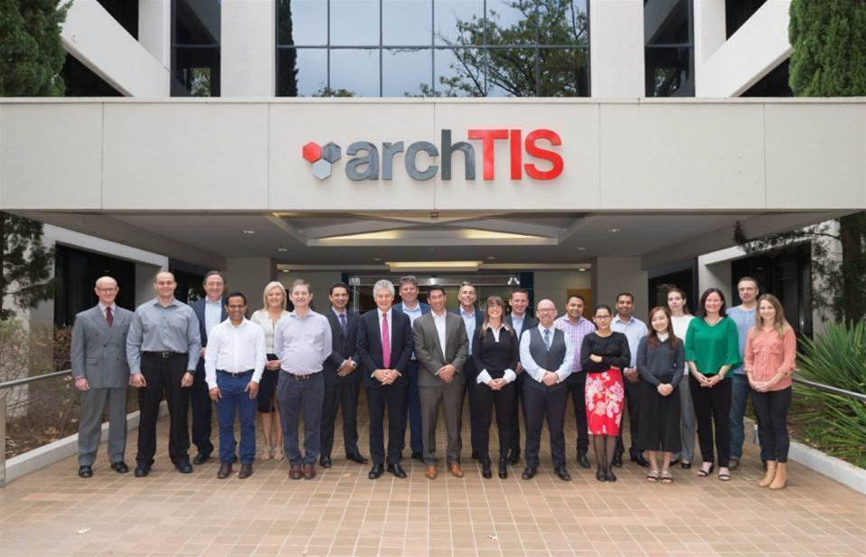 Canberra cybersecurity software vendor ArchTIS debuts on the ASX