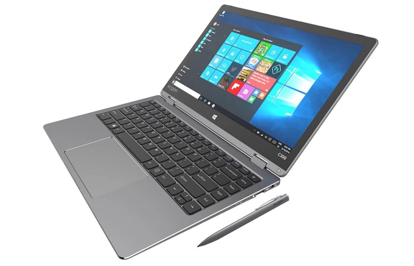 Kogan debuts $400 convertible laptop