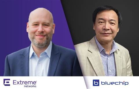 Bluechip Infotech signs Extreme Networks