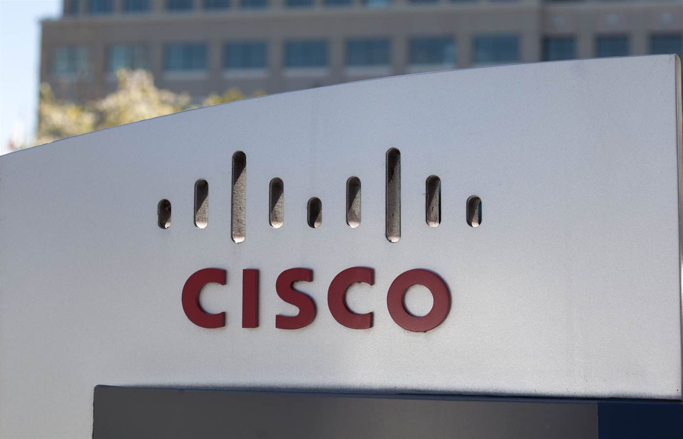 "Cisco boss says China tariffs have ""very limited impact"""
