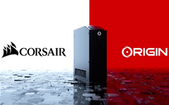 Corsair acquires system builder Origin PC