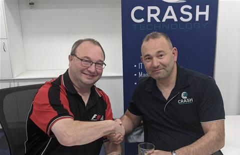 Melbourne's Crash Technology acquires ITLX