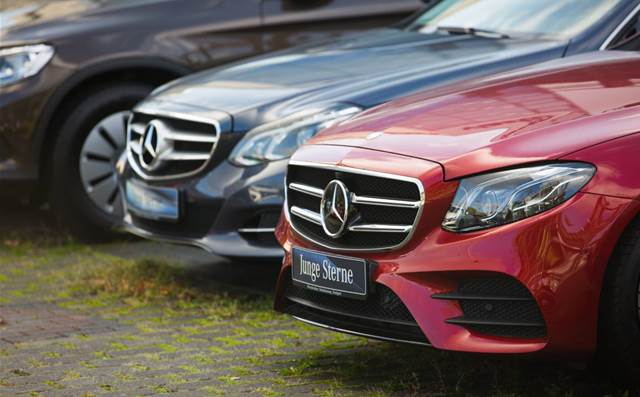 Infosys takes a step into the automotive industry with Daimler AG