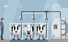 Brisbane-based Azentro deploys mobile repeaters to dairy co-op