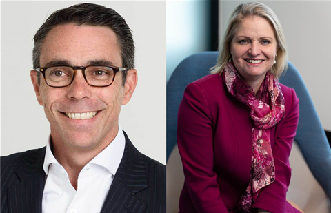 IBM Australia boss David La Rose takes global channel role, replaced by Katrina Troughton