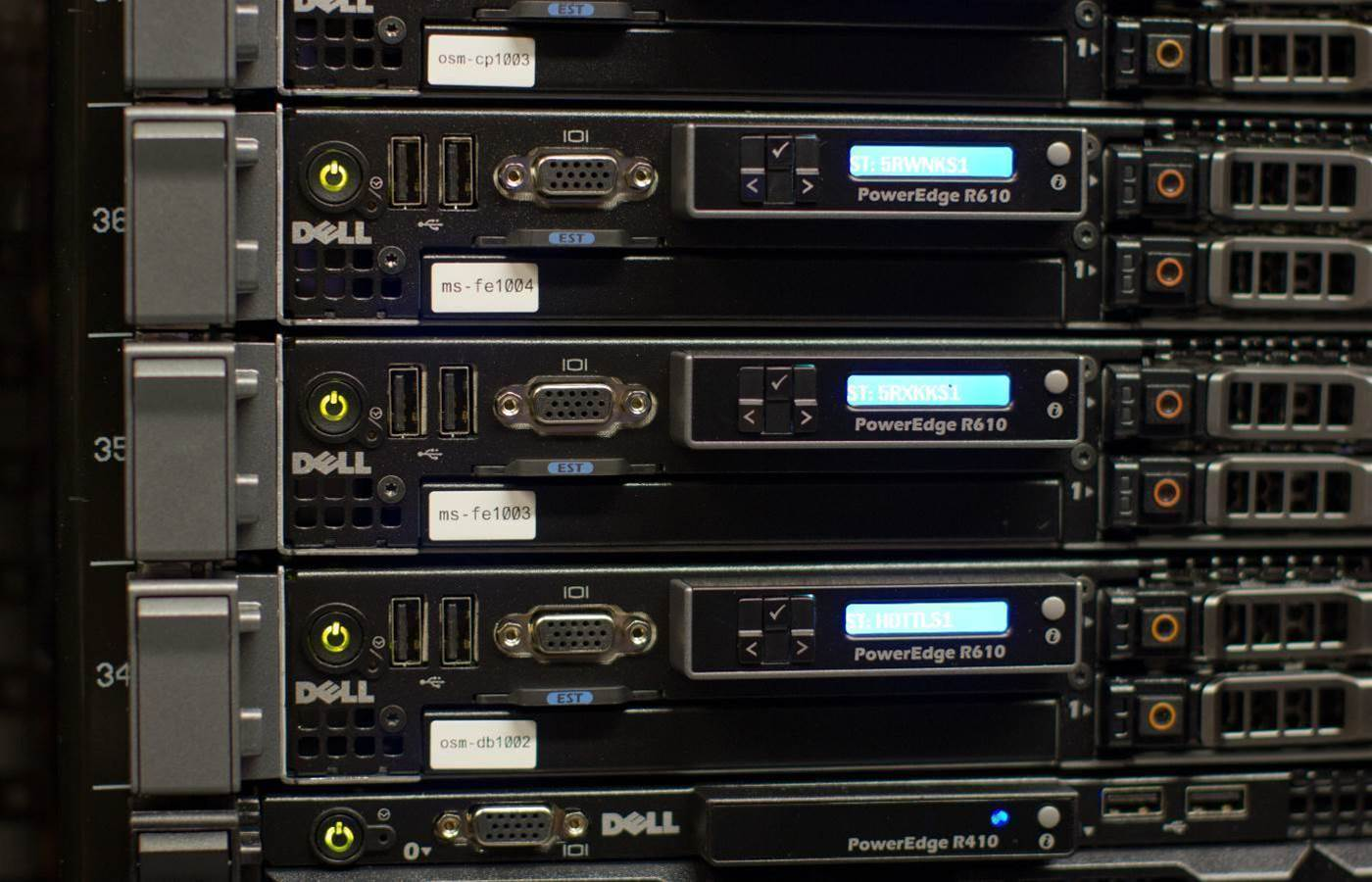 Dell unveils new PowerEdge servers