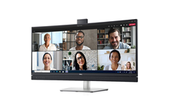 Dell unveils monitors with dedicated Microsoft Teams button