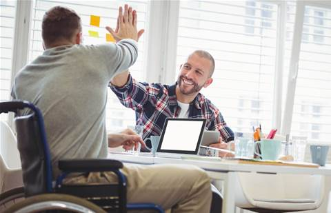 Telstra-owned VMtech takes disability services provider House with No Steps' backup solutions off the premises