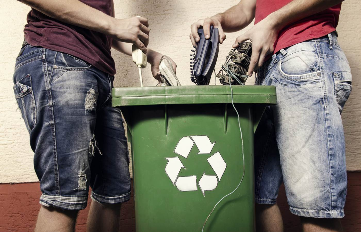 E-waste from Officeworks drop-off points allegedly exported to Hong Kong and Thailand