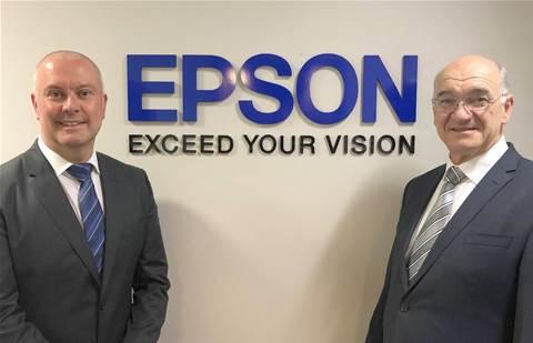 Epson Australia boss Bruno Turcato departs, promotes GM Craig Heckenberg