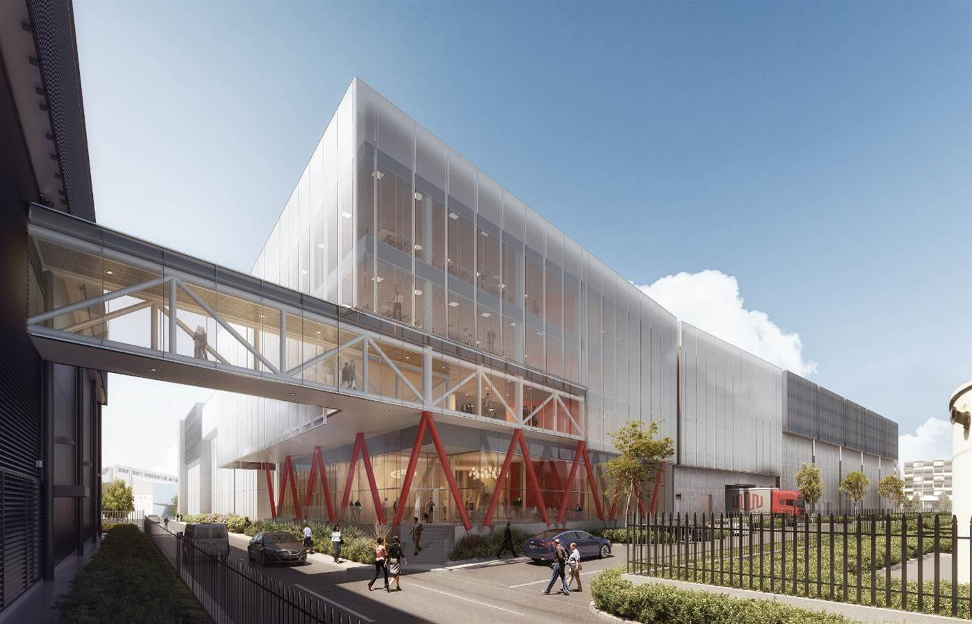 Equinix opens new Sydney data centre