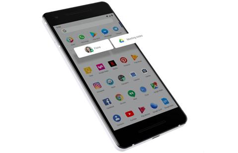 Google takes wraps off Android 9 Pie