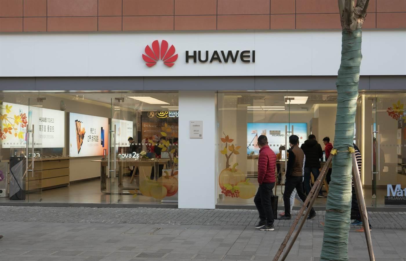 Huawei books record smartphone sales amid global scrutiny