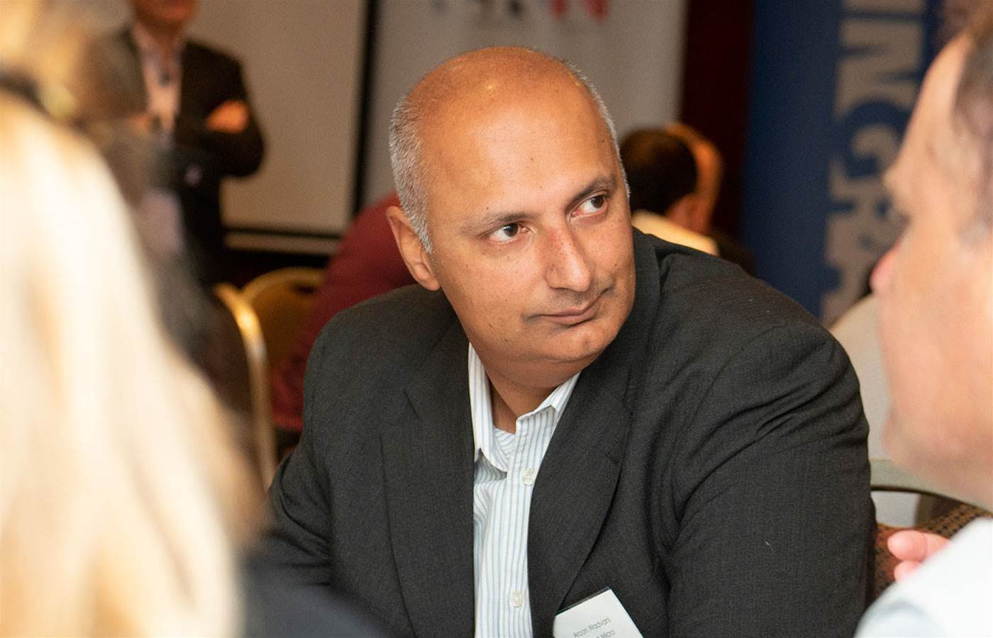 Ingram Micro's Aroon Wadvani jumps to NetApp