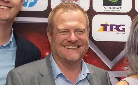 Nutanix ANZ boss Jamie Humphrey departs