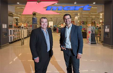 Kmart to train 1400 employees with AWS skills