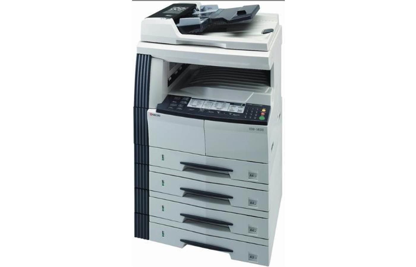Kyocera recalls multifunctional printers due to fire hazard