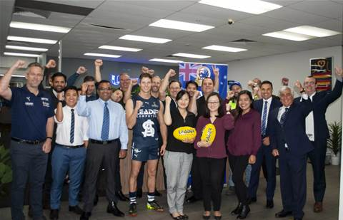 Leader Computers extends sponsorship with South Adelaide Panthers