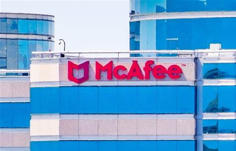 McAfee's second IPO launches at US$20 a share