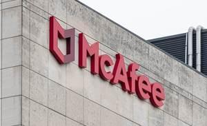 McAfee raises US$620m in IPO
