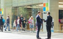 Microsoft to revamp Sydney store as other stores to shutter