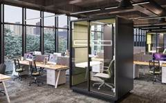 Sektor adds 'acoustic pods' to its range