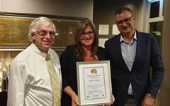 Penten chief Matthew Wilson wins Pearcey award
