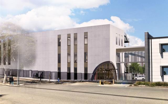 Equinix to build third Perth data centre