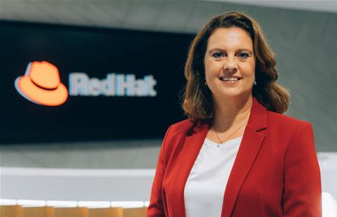 Red Hat names Marjet Andriesse new APAC lead