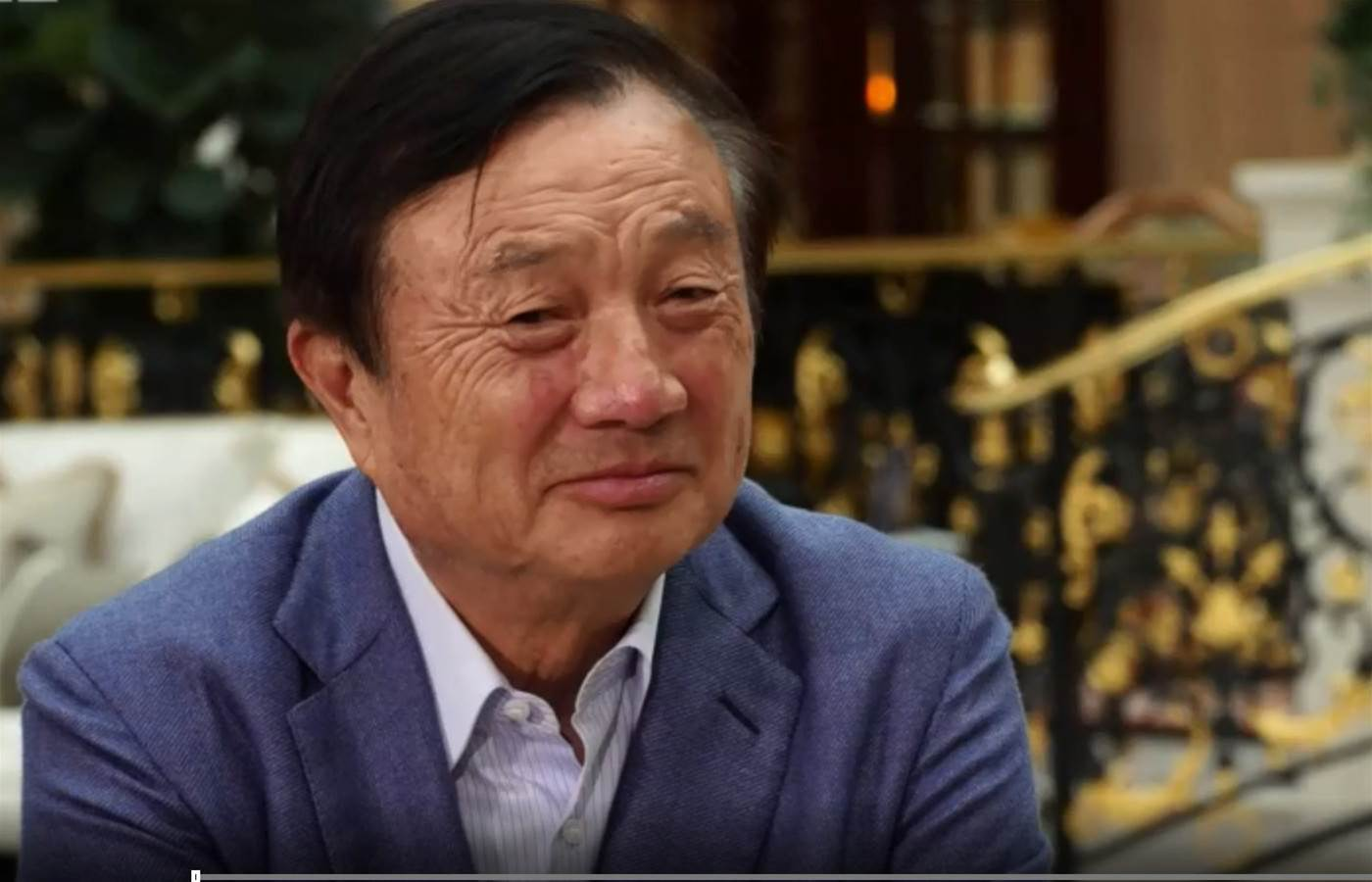 """Huawei CEO: """"There's no way the US can crush us"""""""