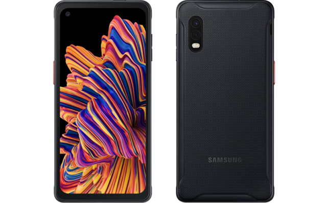Samsung launches rugged business-focused smartphone