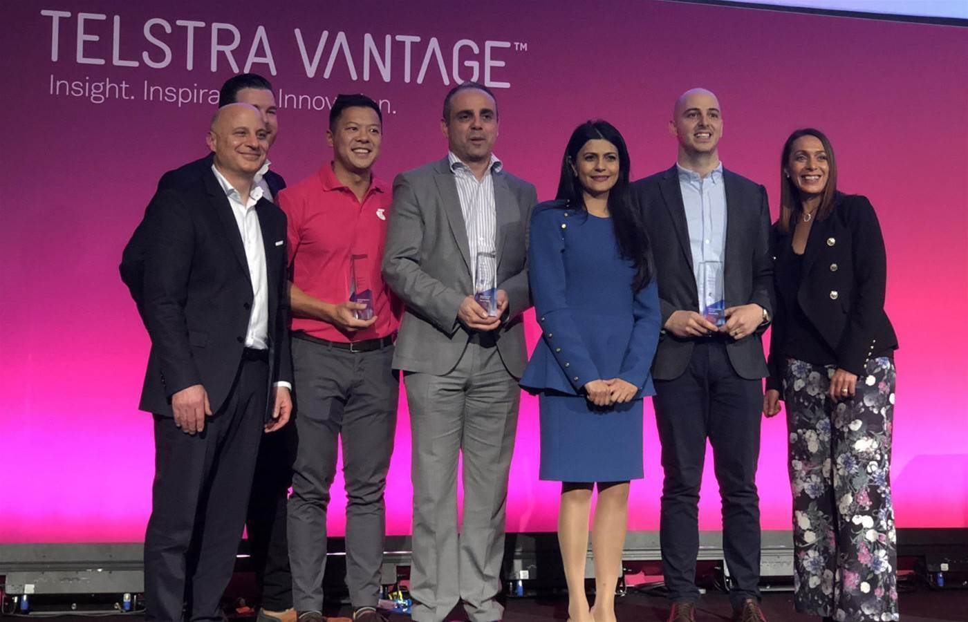 Secure Agility, Thomas Duryea nab Telstra 2018 partner awards ahead of Telstra Vantage