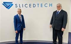 Canberra's Sliced Tech to host BlackBerry's SecuSUITE mobile comms platform