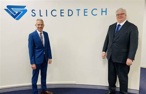 Canberra's Sliced Tech to host BlackBerry's SecuSUITE mobile comms platform