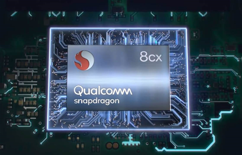 Qualcomm takes aim at Intel with 7nm Snapdragon 8cx chips for business PCs