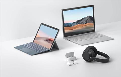 Microsoft unveils Surface Book 3 and Surface Go 2