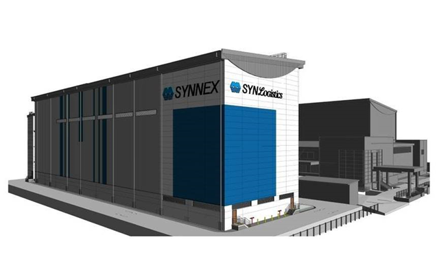 Synnex announces $95m automated distribution centre in Melbourne