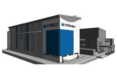 Synnex announces $95m automated distribution centre in Melbourne