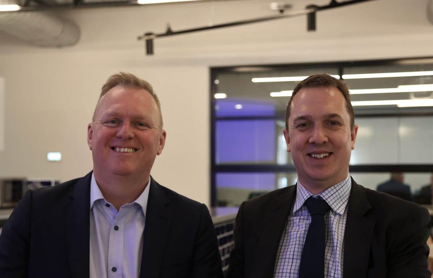 Thomas Duryea Logicalis acquires Melbourne Microsoft partner CNI