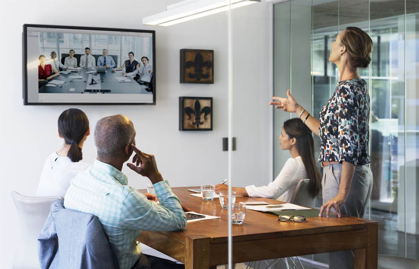 DXC wins deal to update the National Telepresence System with Cisco systems