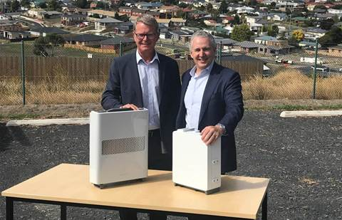 Telstra trials small cell mobile technology on TasNetworks infrastructure to improve 4G coverage in Tasmania