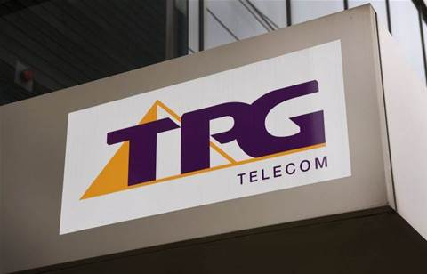 TPG results slugged by nixed network