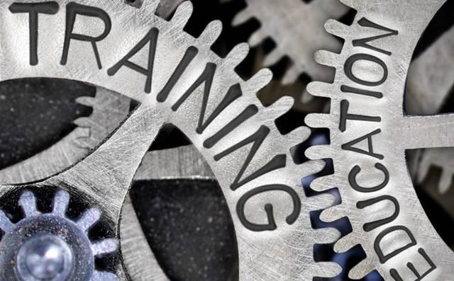 Nutanix gets around to formalising training