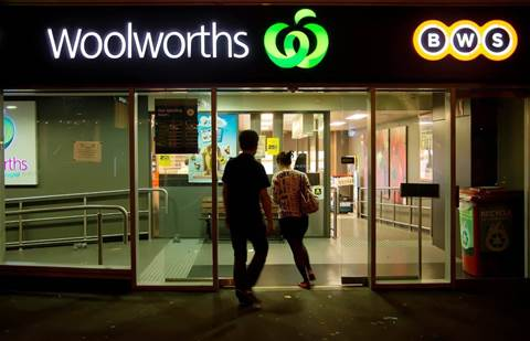 Woolworths doubles Australian e-commerce sales
