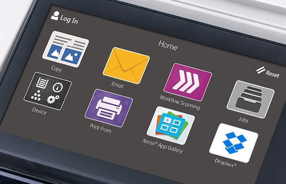 Xerox unveils printer apps for Salesforce, QuickBooks, Concur