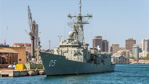 Defence puts $600m Navy IT upgrade to market