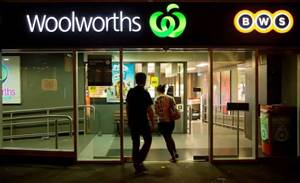 Woolworths still 'reluctant' to list all companies that handle its data