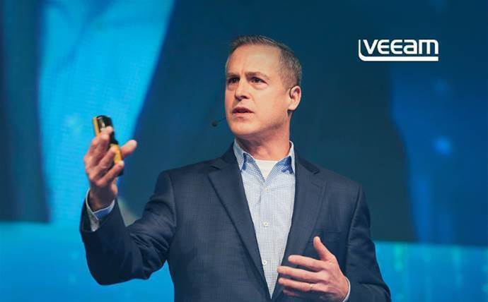 Veeam aims to move up the enterprise