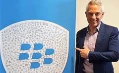 BlackBerry Australia gets new MD and channel chief